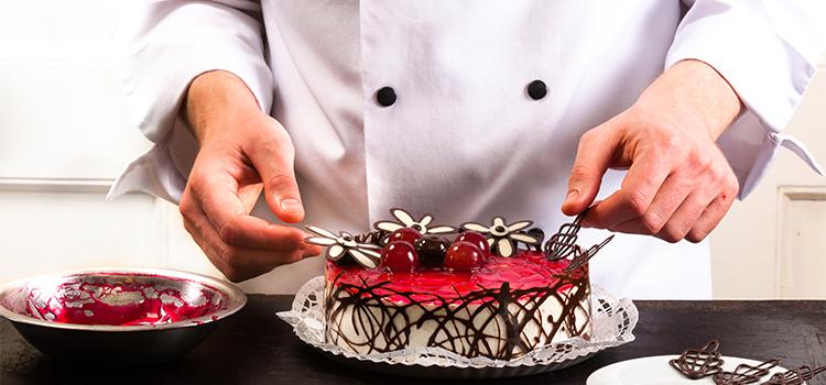 Description du métier de pâtissier