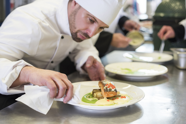 Description du travail de cuisinier d 39 h pital for Chef cuisinier emploi