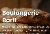 Boulangerie Baril inc.