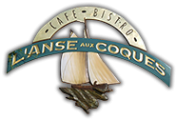 Emplois chez Café Bistro - l'Anse aux Coques