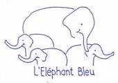 logo Centre de la Petite Enfance Éléphant bleu