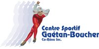 logo Co-Réna Inc. / Centre Sportif Gaétan-Boucher