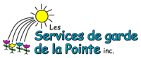 logo CPE Les services de garde de la Pointe Inc.