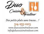 Emplois chez Duo cuisine et traiteur - s.e.n.c.