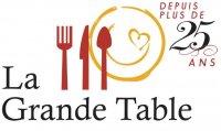 logo La Grande Table