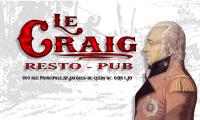 Emplois chez Le Craig Resto Pub