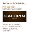 Emplois chez Restaurant Galopin