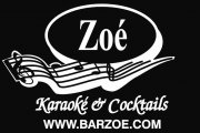 logo Zoé fondues karaoké & cocktails